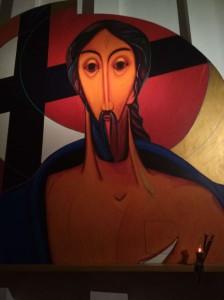 Kristus kolínský