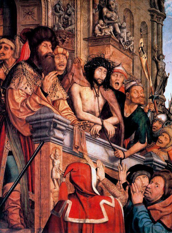 Quentin Massys, Ecce homo (1515)